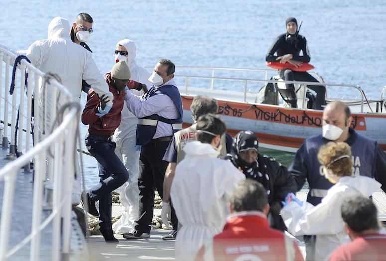 Migrant Boat Capsizes, Hundreds Are Feared Drowned in Mediterranean