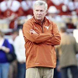 Mack Brown's status