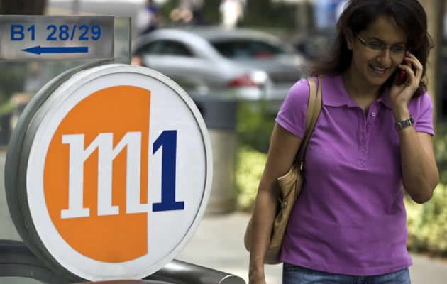 Earlier Tuesday morning, M1 said its mobile users may be experiencing difficulties using the network to send messages or make calls. The network seemed to have been down since 7:30am. (Getty Images)