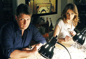 Nathan Fillion and Stana Katic | Photo Credits: Vivian Zink/ABC