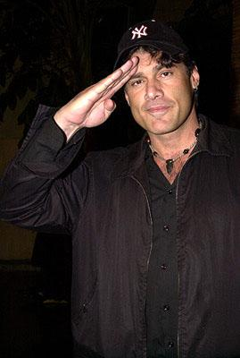 Steven Bauer at the Hollywood premiere of Lions Gate's The Wash