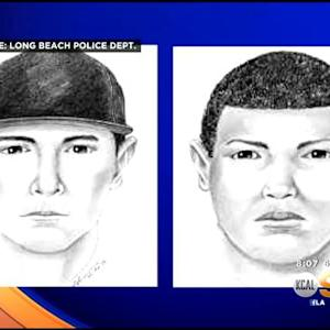 Long Beach Police Hunt Suspects Who Beat Woman For Cell Phone
