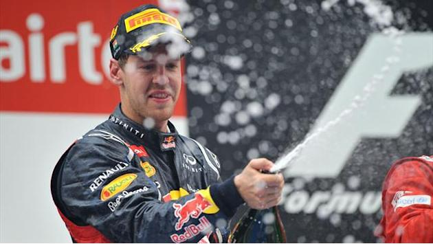 Formula 1 - Sebastian Vettel wins third world title in dramatic style in Brazil