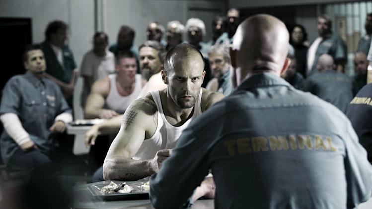 Jason Statham Universal Death Race Production Stills