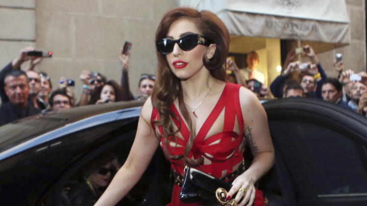 Lady Gaga to perform at 1st YouTube Music Awards