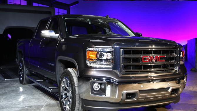 GM gives its big pickups a much-needed makeover