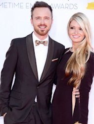 Emmys 2012: 'Breaking Bad' Star Aaron Paul Can't Believe He Beat Costar for Win