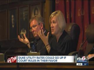 Indiana Court of Appeals Duke Energy's ice storm rate hike case