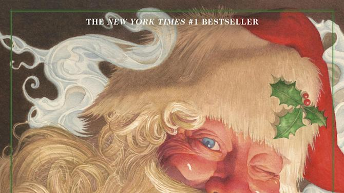 """This book cover image released by Applesauce Press shows """"The Night Before Christmas,"""" by Clement C. Moore and illustrated by Charles Santore.  A new book version of """"Twas the Night Before Christmas""""  has been released that eliminates all references to a smoking Santa. Santore's version keeps the traditional lines from the 189-year-old holiday poem by Clement C. Moore. (AP Photo/Applesauce Press)"""