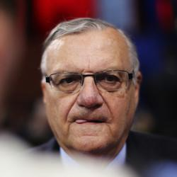 Arizona Sheriff Joe Arpaio Admits Private Investigation Into Judge's Wife