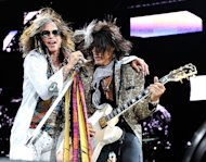 Aerosmith Go Full-Throttle on Raucous New Song 'Lover Alot'