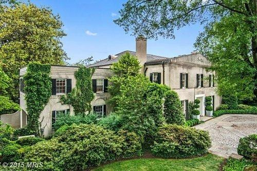Live Like an Ambassador in This $7.35M Kent Mansion