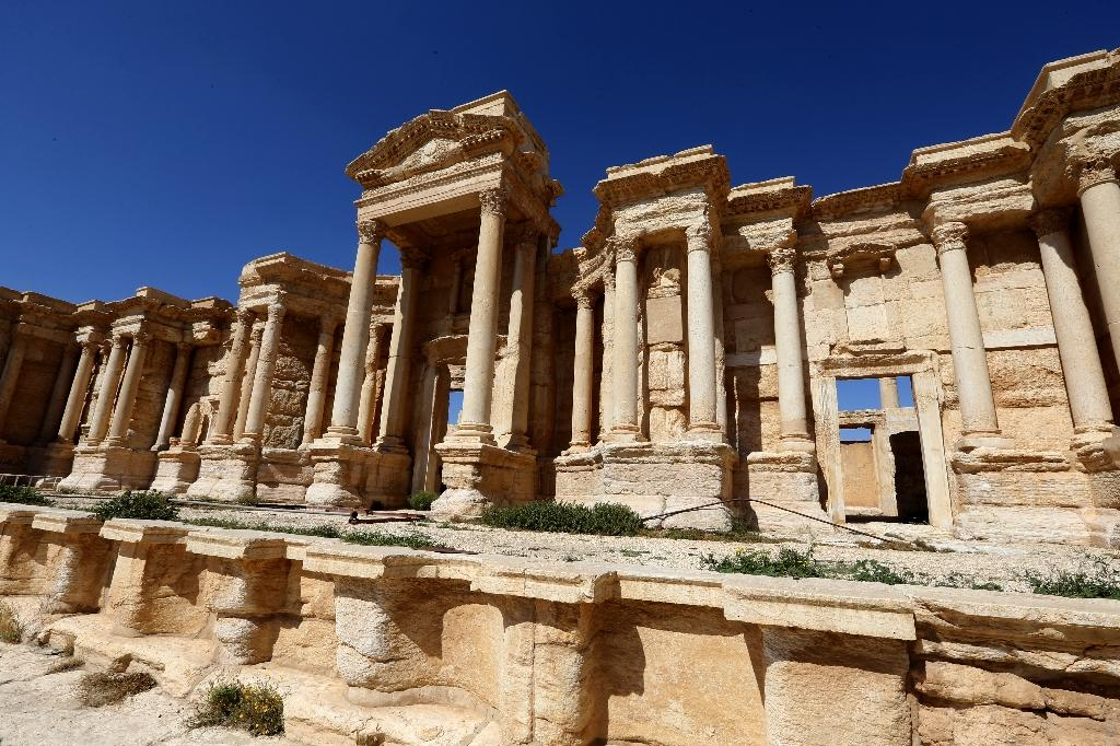 Syria's ancient Palmyra: five things to know