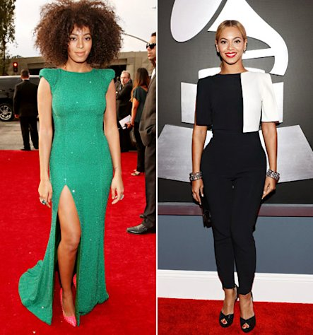 Solange Knowles; Beyonce Knowles