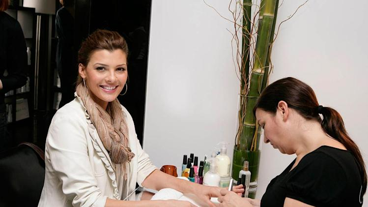 Ali Landry Elle Salon Spa Day
