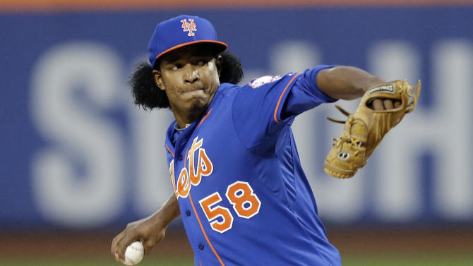 Mets bump Mejia to bullpen, will bring up Montero