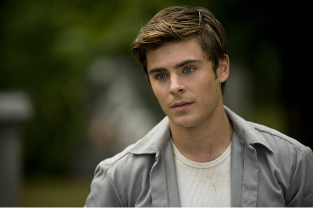 Charlie St. Cloud Universal Pictures 2010 Production Photos Zac Efron