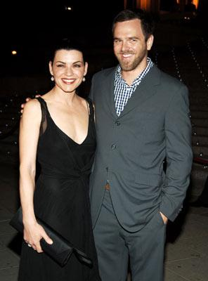 Julianna Margulies and guest Tribeca Film Festival Vanity Fair Party April 20, 2005 - New York, NY