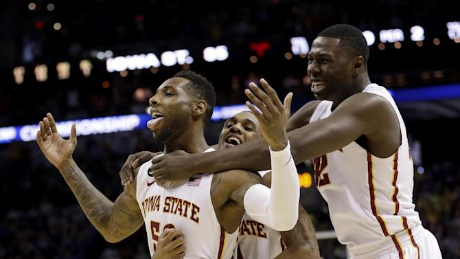 Iowa State, Baylor push Big 12 into Sweet 16
