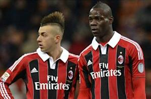 El Shaarawy: The ethnicity of myself and Balotelli is irrelevant to our Italy displays