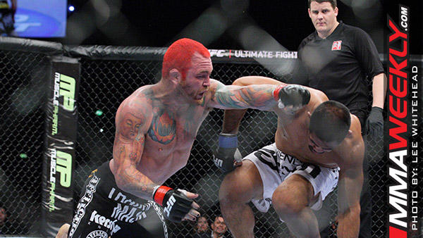 UFC Tough Guy Chris Leben Retires, Plans Move into Coaching