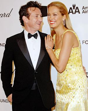 Sean Penn Rebounds With Former Fling Petra Nemcova
