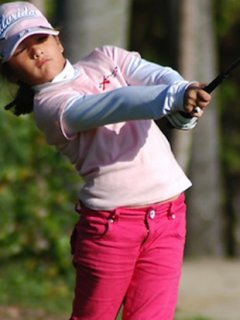 10-year-old Latanna Stone, who qualified for the U.S. Women's Amateur — LatannaStone.com