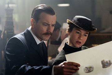 Ewan McGregor and Renee Zellweger in Weinstein Company's Miss Potter