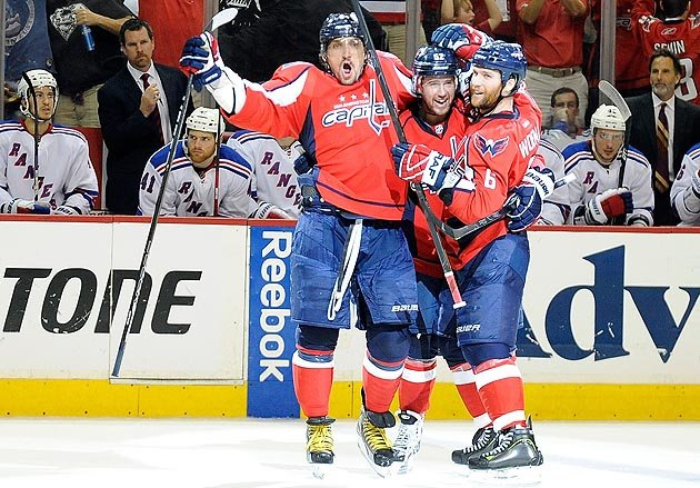 Washington Capitals 'old' Guns, New Playoff Attitude Lead To Game 4 Win Vs. Rangers