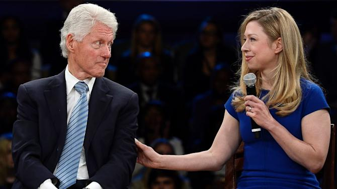 Chelsea Clinton: Heart Surgery 'Radically Changed' My Dad