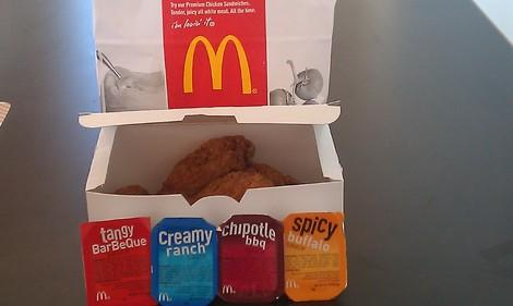 McDonald's Brings Mighty Wings to Chicago: Worth a Try?