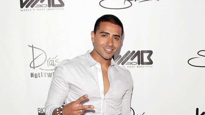 Jay Sean Worlds Most Beautiful Magazine Launch