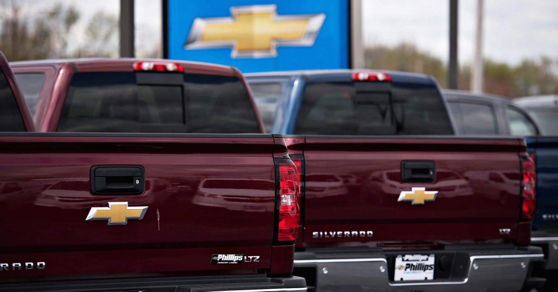 Black Friday wish list: Toys, TVs...and trucks?