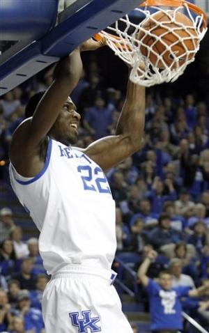 No. 8 Kentucky routs LIU-Brooklyn, 104-75
