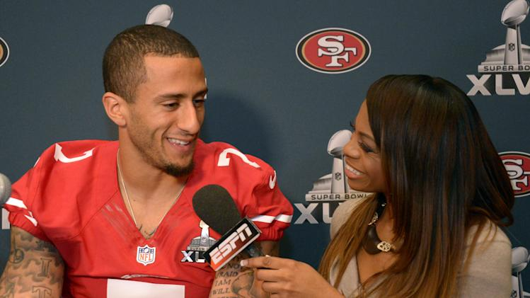 NFL: Super Bowl XLVII-San Francisco 49ers Press Conference