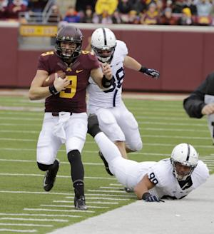 Minnesota beats PSU 24-10 for 4th straight win