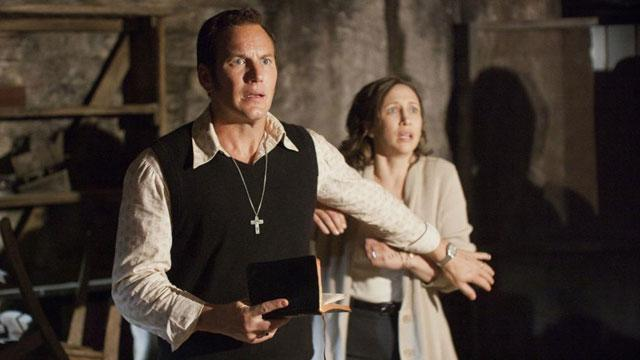 'The Conjuring' Scares Its Way to No. 1