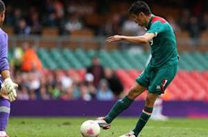 We can beat anyone, says Mexico's Oribe Peralta ahead of Olympic final
