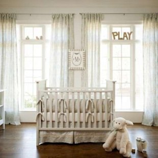 How to make your baby's nursery harmonious.