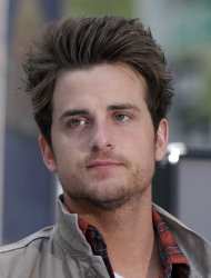 "FILE - In a Wednesday, Nov. 24, 2010 file photo, Jared Followill of Kings of Leon performs on the NBC ""Today"" television program in New York. Kings of Leon bassist Jared Followill and model Martha Patterson were married Saturday evening, Sept. 29, 2012 at a ceremony with friends and family outside Nashville. (AP Photo/Richard Drew, File)"