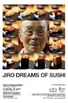 Poster of Jiro Dreams of Sushi