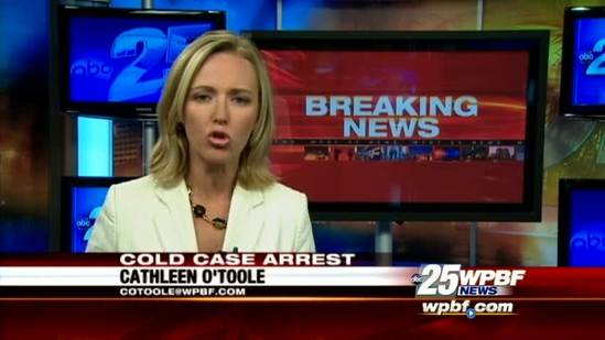 Arrest made in Andrea Parsons case