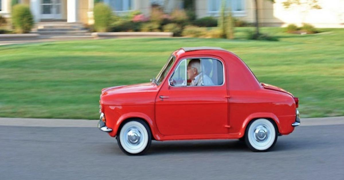 13 Of The Tiniest Cars In The World