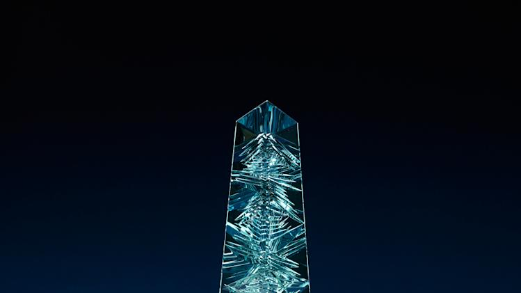 Smithsonian to unveil largest aquamarine gem