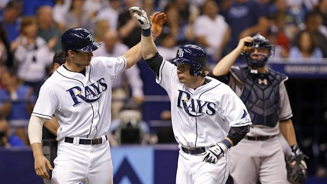 Hanigan, Archer key Rays 16-1 win over Yankees