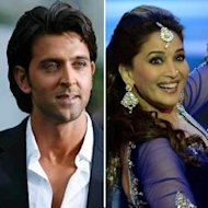 Hrithik Roshan Wants To Dance With Madhuri Dixit
