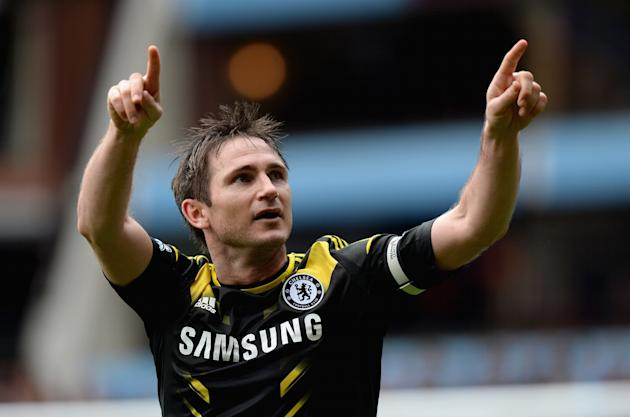Aston Villa v Chelsea - Premier League