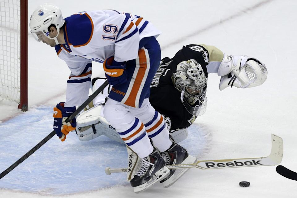 Crosby, Penguins stay hot, drop Oilers 3-2