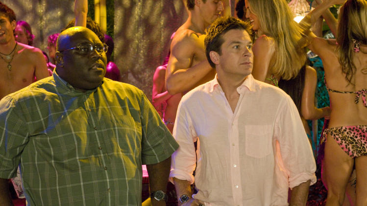 Faizon Love Jason Bateman Couples Retreat Production Stills Universal 2009