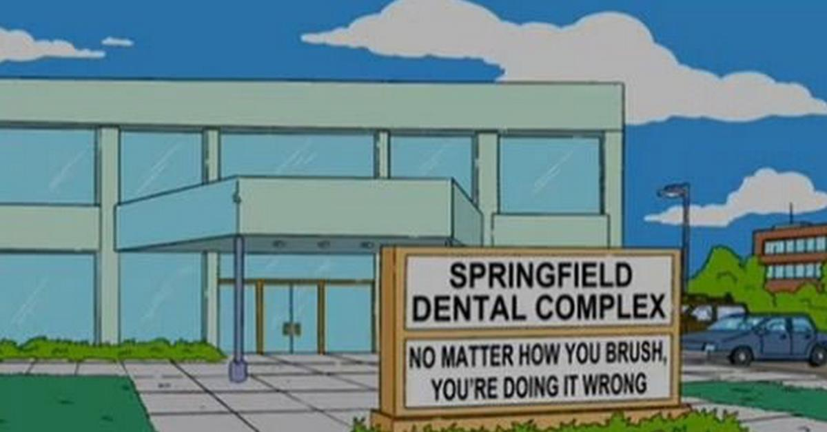 30 Brilliant Signs from The Simpsons